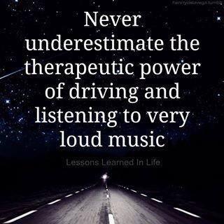 Music Therapeutic Drive