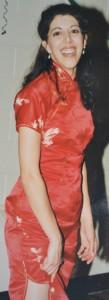 Chong Sam glory...loved that dress!