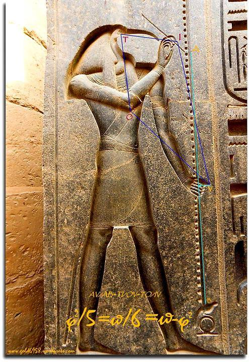 Thoth Egyptian Scribe of the Gods.