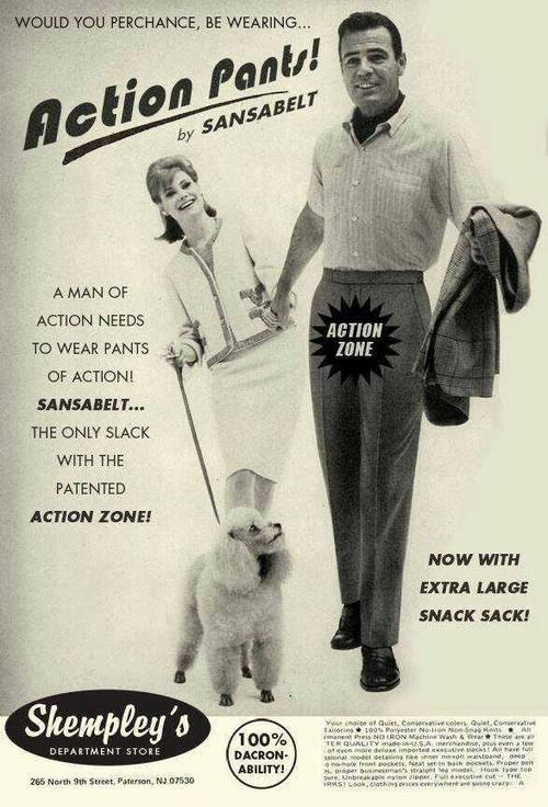Action Pants