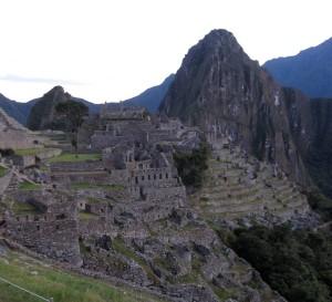 Machu Picchu pic I took