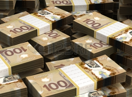23411190-stack-of-canadian-dollar