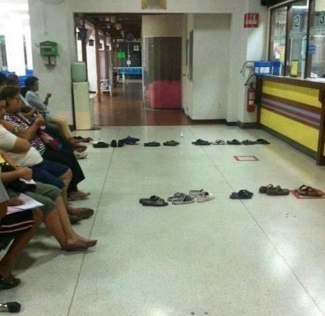 Bank Line in Hawaii
