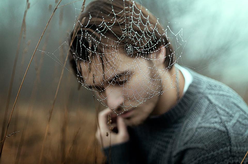 Cobweb by Federico Sciuca: https://goo.gl/V3e2L3 #portraits